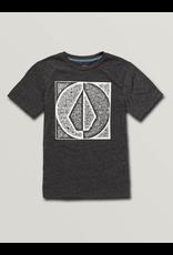 Volcom Little Boys Stamp Divide T-Shirt