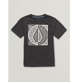 Volcom Little Boys Stamp Divide T-Shirt