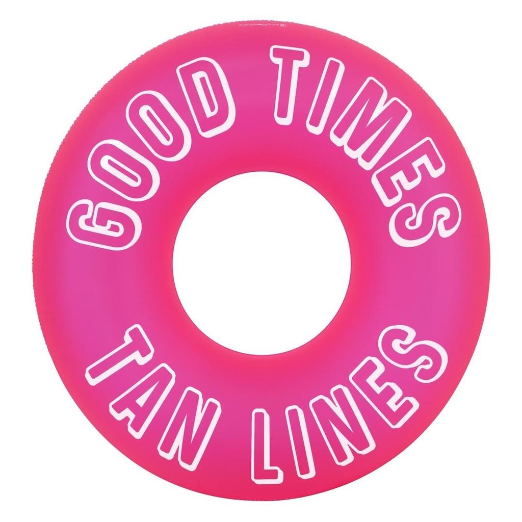 Sunny Life Pool Ring Neon