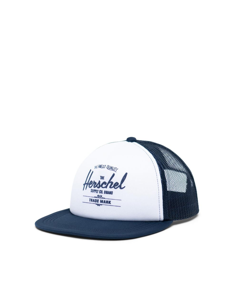 456fa70c Herschel Supply Co Whaler Cap Mesh Soft Brim Youth - The Circle