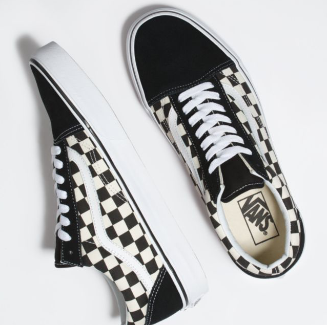 Vans Youth Old Skool  Primary Check