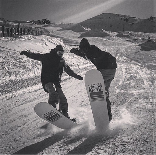 Capita Spring Break Snowboard