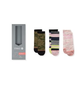 Stance Stance, Toddler 3pk Senorita Socks