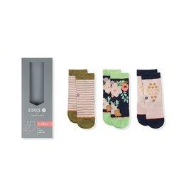 Stance Stance, Toddler 3pk Freshly Picked Socks