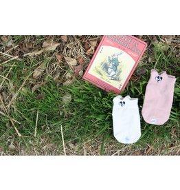 Mini Dressing Mini-Dressing, Bunny Socks 2pk