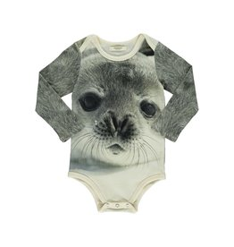 Pop Up Shop PopUpShop, Infant Body Stocking Onesie