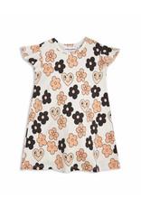 MiniRodini Mini Rodini, Flowers Wing Dress