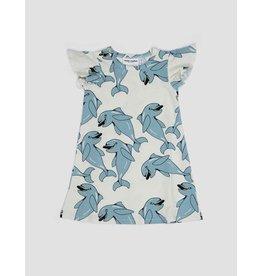 MiniRodini Dolphin Dress