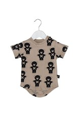 HuxBaby Hux Baby, Soldier Bears Drop Back T-Shirt