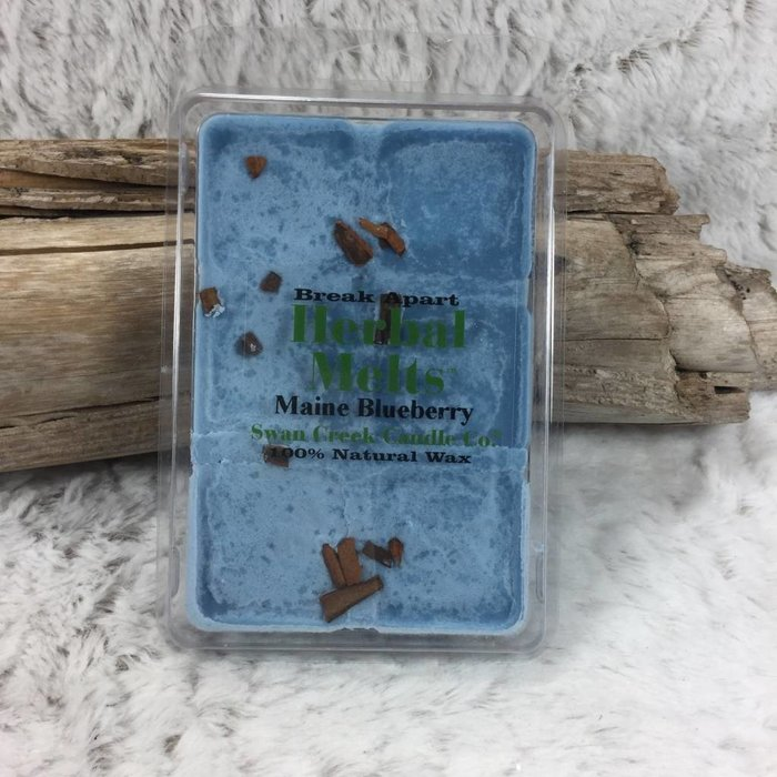 Swan Creek Maine Blueberry Herbal Melts