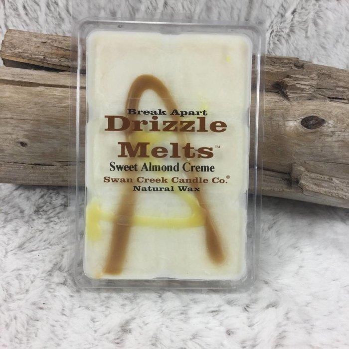 Swan Creek Sweet Almond Creme Drizzle Melts