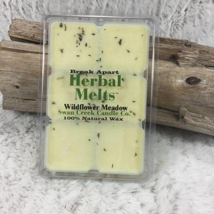 Swan Creek Wildflower Meadow Herbal Melts