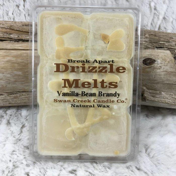 Swan Creek Vanilla-Bean Brandy Drizzle Melts
