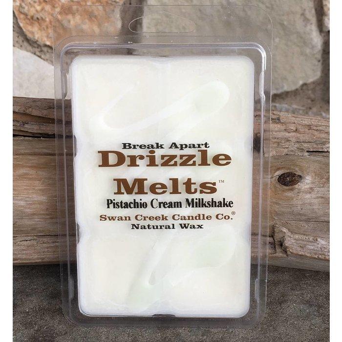 Swan Creek Pistachio Cream Milkshake Drizzle Melts