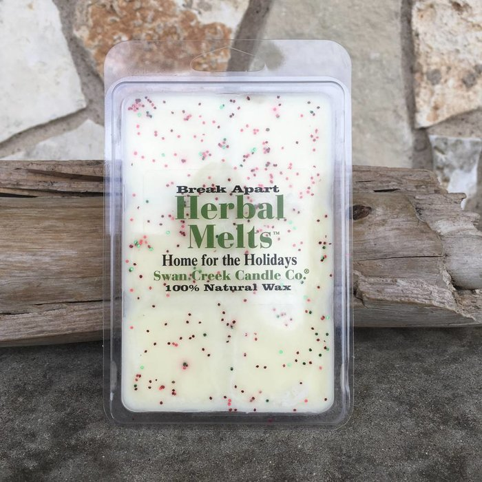 Swan Creek Home for the Holidays Herbal Melts