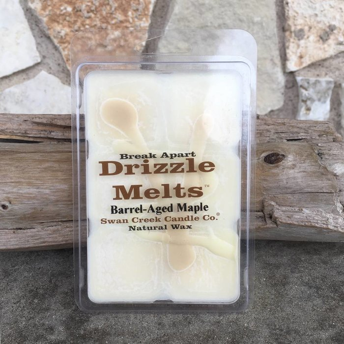 Swan Creek Barrel-Aged Maple Drizzle Melts