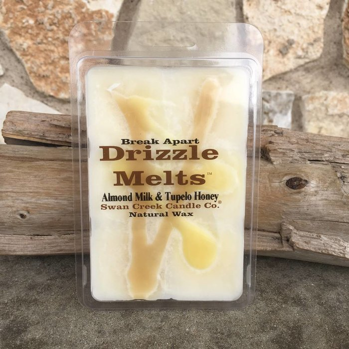 Swan Creek Almond Milk & Tupelo Honey Drizzle Melts