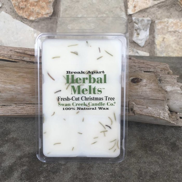 Swan Creek Fresh-Cut Christmas Tree Herbal Melts
