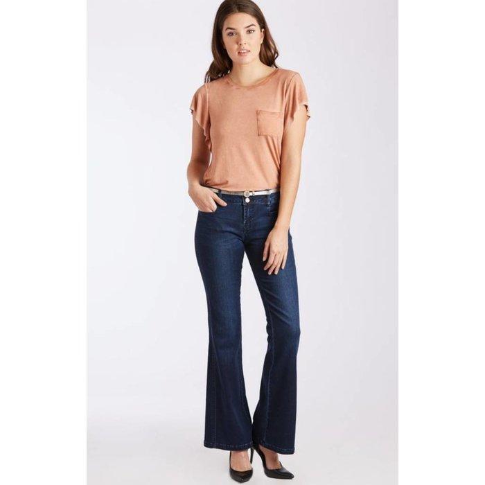 Rocket Rosie Flare Jeans