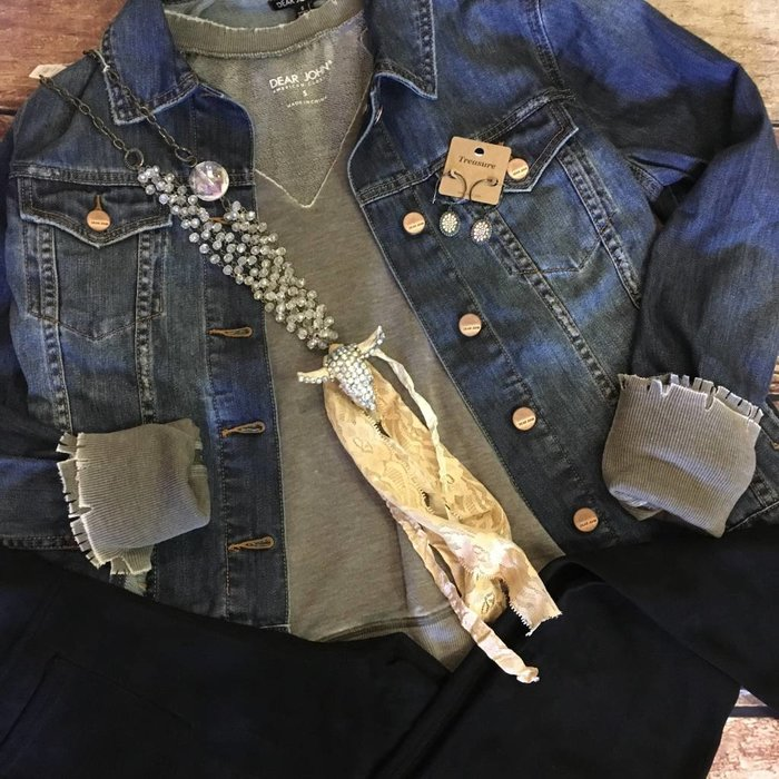 Gianna Denim Jacket