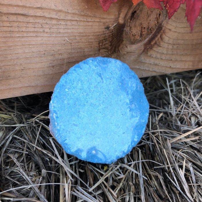 Eucalyptus Blue Bath Bomb