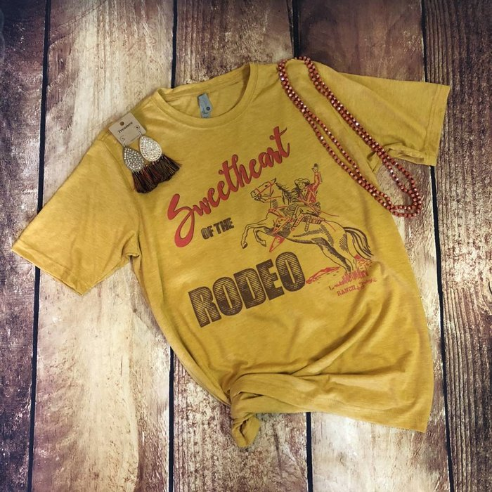 Sweetheart Of The Rodeo T-Shirt