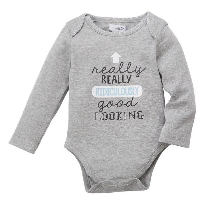 Really Good Looking Crawler Onesie 0-6 Mos