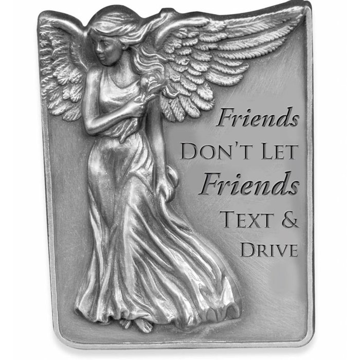 AngelStar Square Friends Don't Let Friends Text & Drive