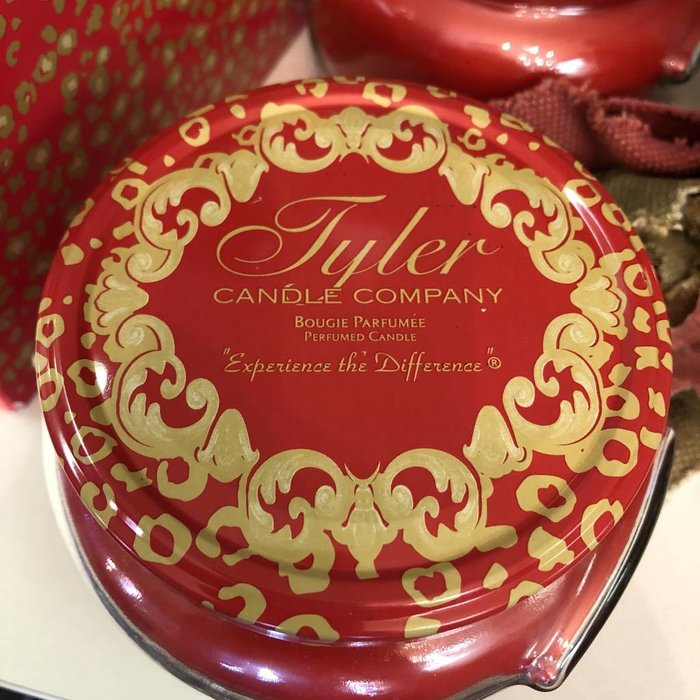 Tyler 22oz Glamorous Holiday 2 Wick Candle