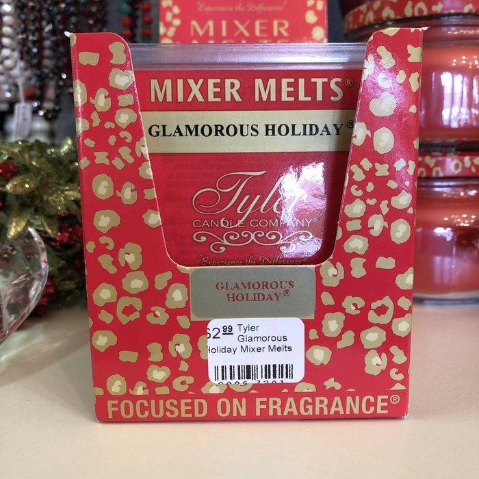 Glamorous Holiday Mixer Melts