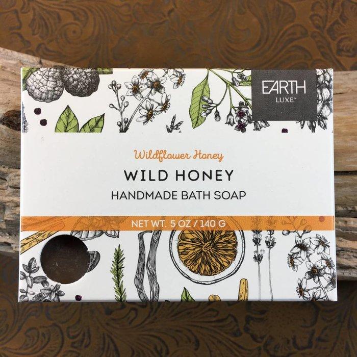Wildflower Honey Wild Honey Handmade Soap By Earth Luxe