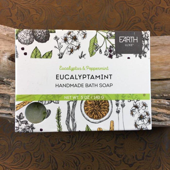 Eucalyptus & Peppermint Eucalyptamint Handmade Bath Soap