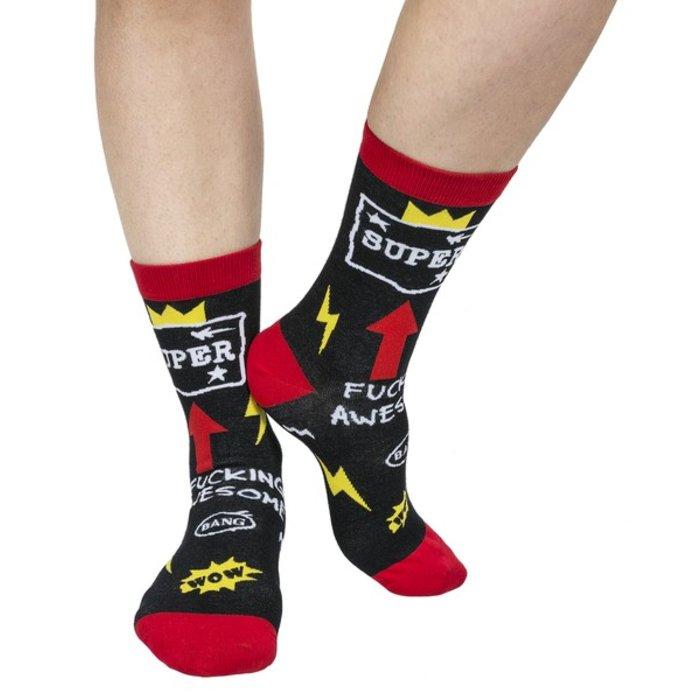 Fucking Awesome Crazy Socks