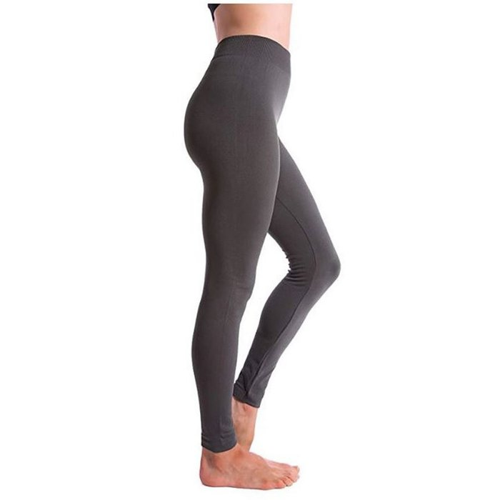 Charcoal Leggings - ONE SIZE
