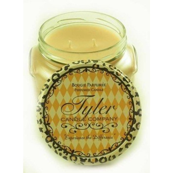 Tyler 22oz Entitled 2 Wick Candle