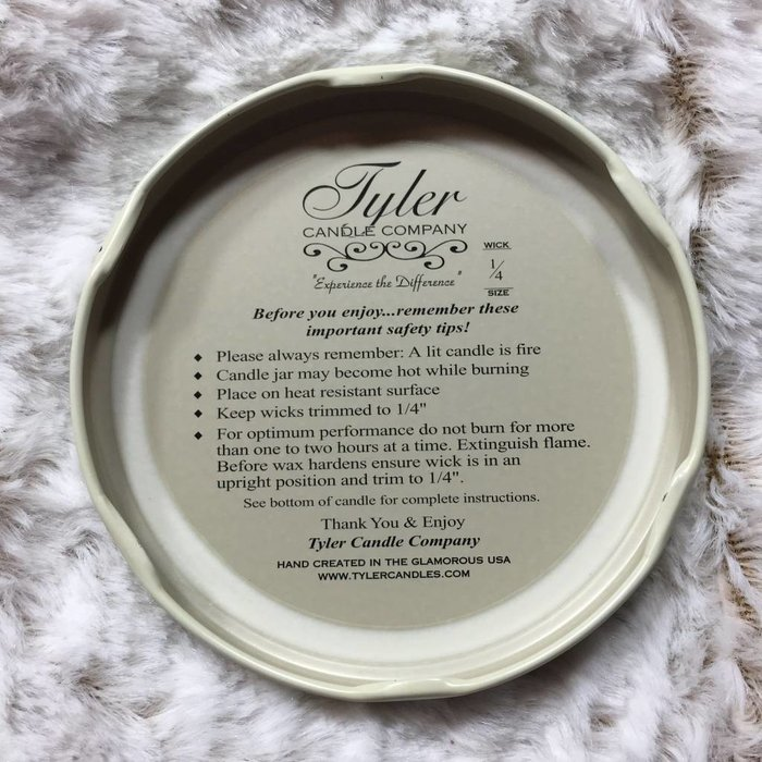Tyler 11oz French Market 2 Wick Candle
