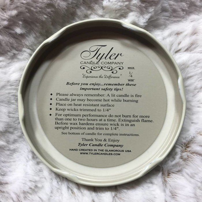 Tyler 11oz Cowboy 2 Wick Candle
