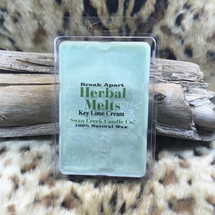 Swan Creek Key Lime Cream Herbal Melts