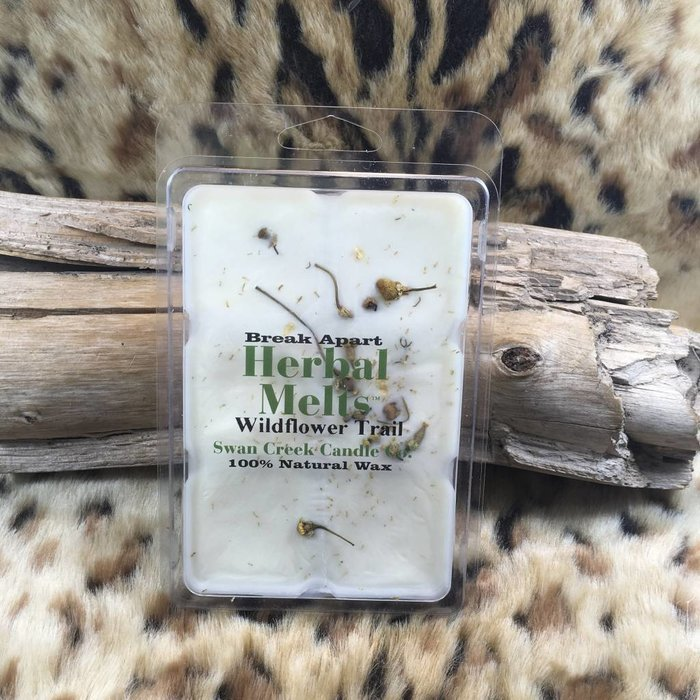 Swan Creek Wildflower Trail Herbal Melts