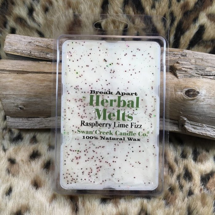Swan Creek Raspberry Lime Fizz Herbal Melts