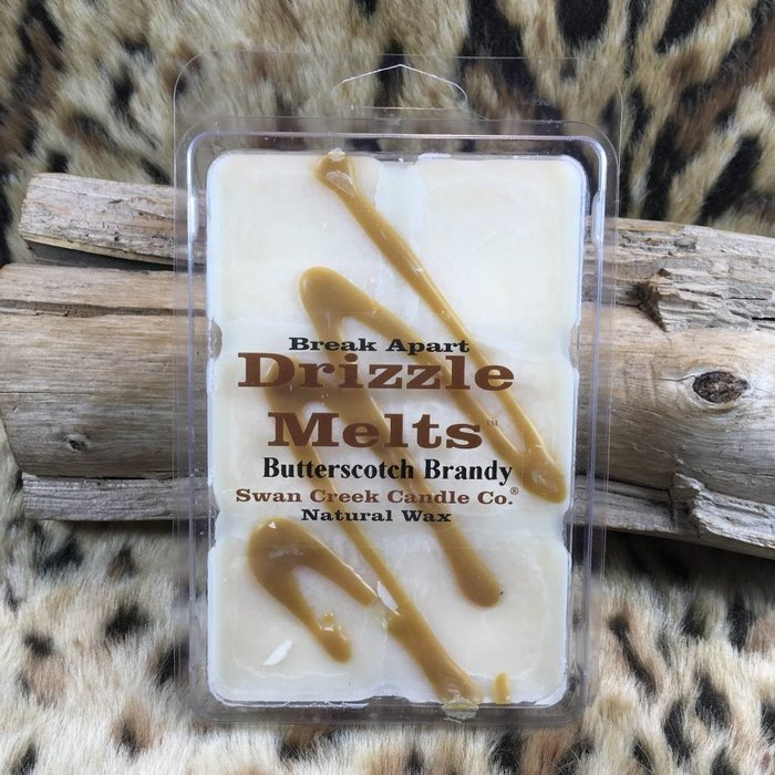 Swan Creek Butterscotch Brandy Drizzle Melts