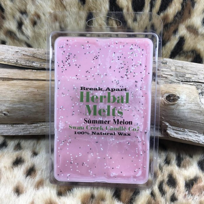 Swan Creek Summer Melon Herbal Melts