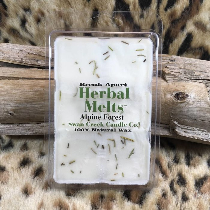 Swan Creek Alpine Forest Herbal Melts