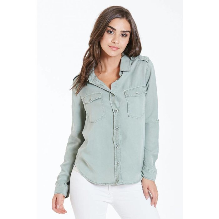Basil Allison Button Down Shirt
