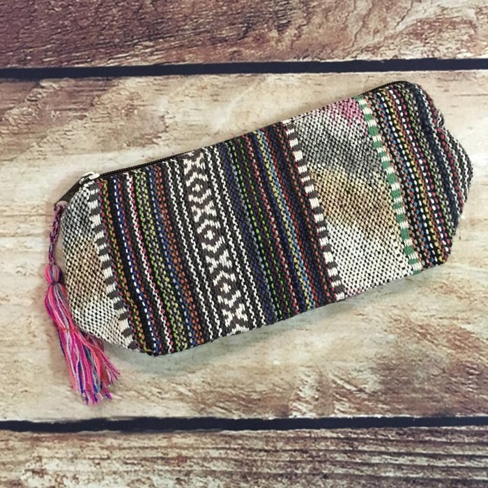 Aztec Cosmetic Bag - B