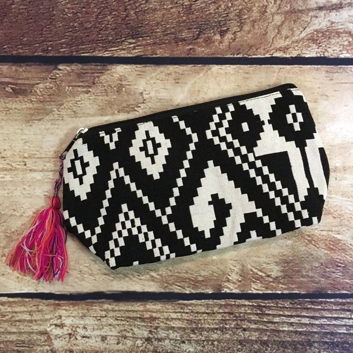 Aztec Cosmetic Bag - A