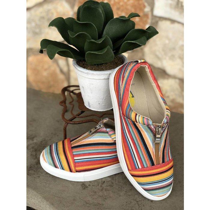 Lockey Spring Serape Sneaker