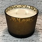 Tyler 16 Oz Diva Stature Muted Gold Leopard 2 Wick Candle