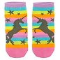 Unicorn Ankle Crazy Socks