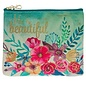 Life Is Beautiful Floral Carry All Bag